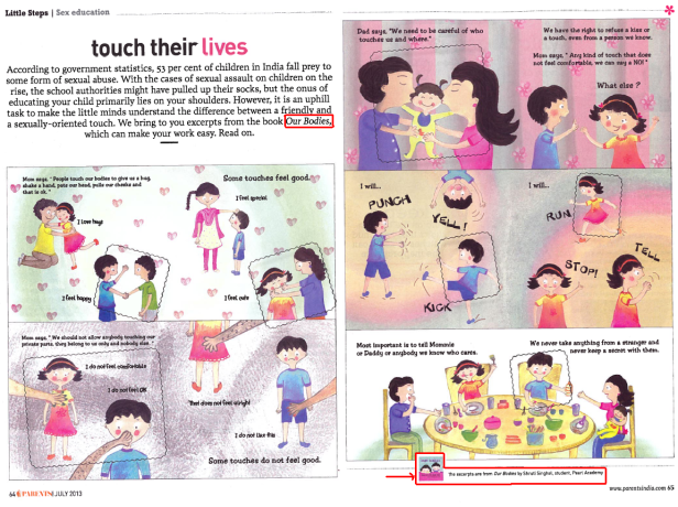 Parents India - July Issue