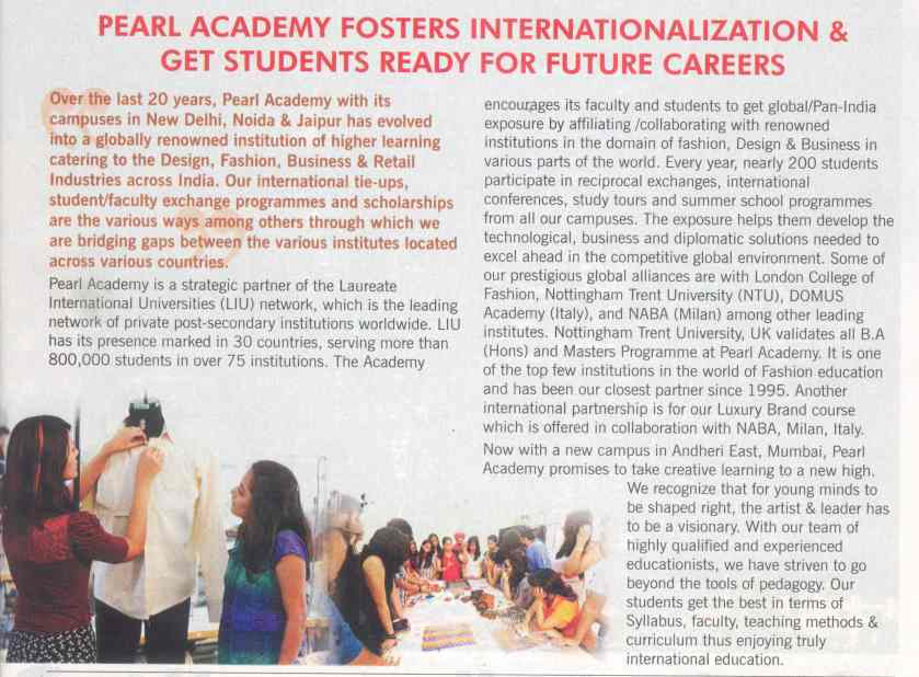 India Today-Aspire_January 2014